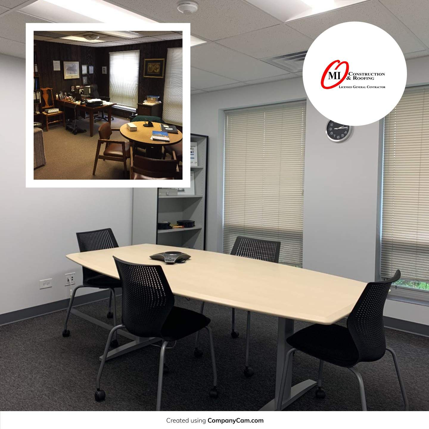 Before-After Conference Room